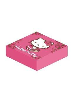 Prosopel magic, Hello Kitty, roz inchis, 30x30cm