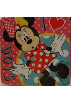 Prosopel magic, Minnie Mouse I love dots
