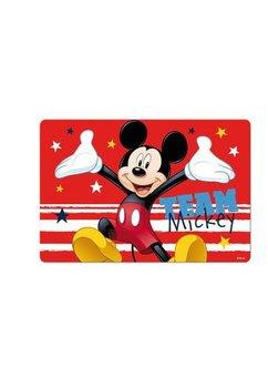 Protectie masa, Team Mickey, 42 x 28 cm