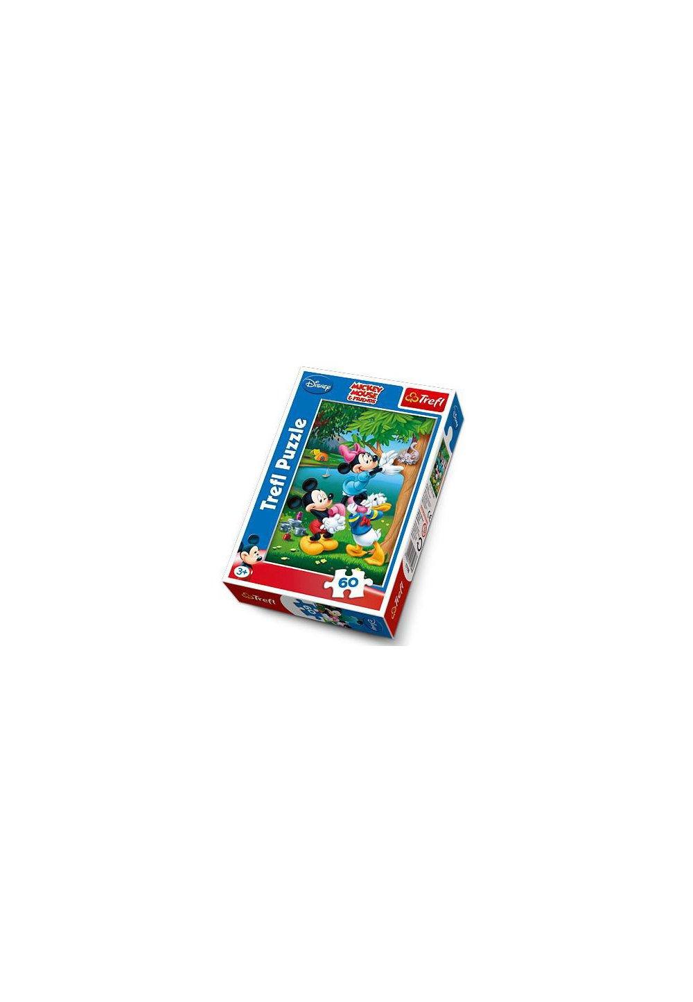 Puzzle Mickey, 60 De Piese