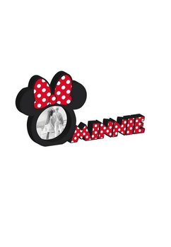 Rama foto, Minnie Mouse