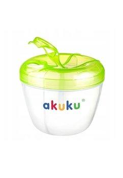 Recipient pentru pastrarea laptelui, Akuku, verde