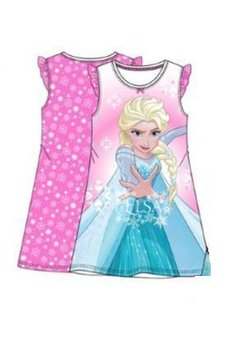 Rochie de noapte, Frozen, roz