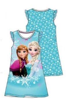 Rochie de noapte, Frozen, turcoaz