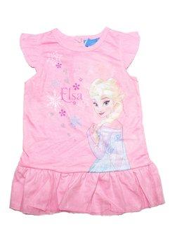 Rochie Elsa, roz