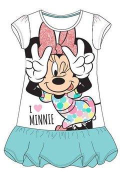 Rochie I love Minnie, turcoaz