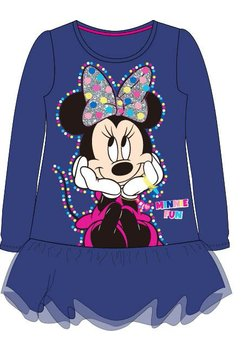 Rochie maneca lunga, Minnie Fun, bluemarin
