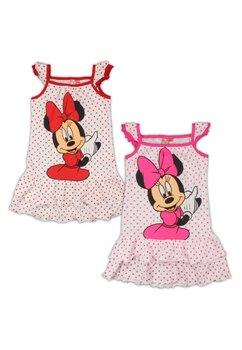 Rochie minnie mouse 3759 cu buline rosii
