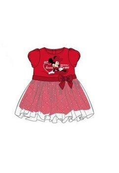 Rochie Minnie Mouse, rosie, Heart