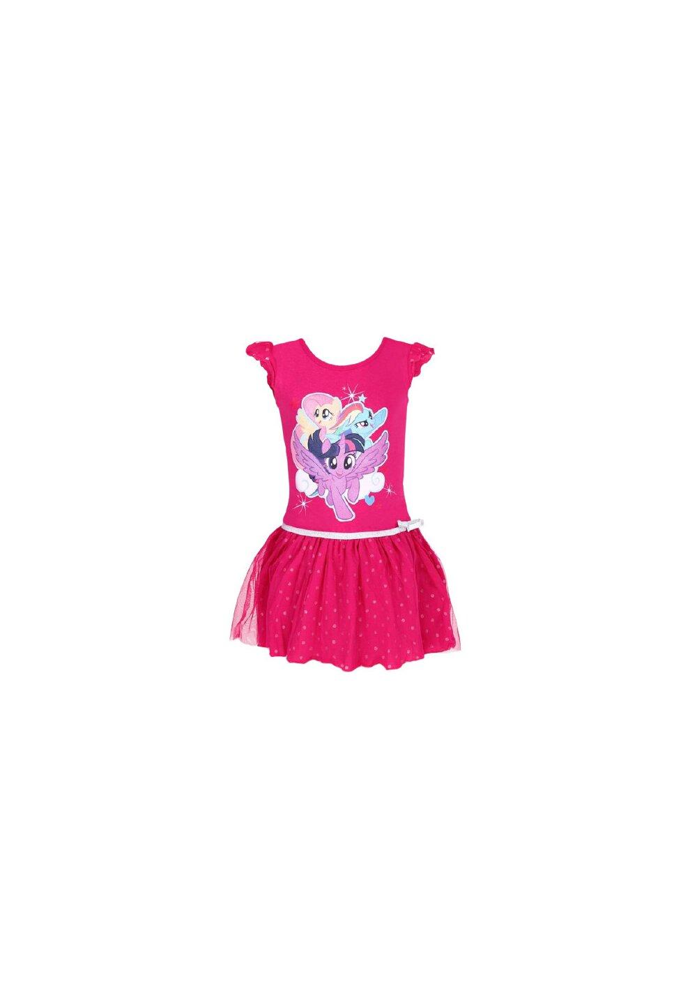 Rochie, My Little Pony, roz inchis