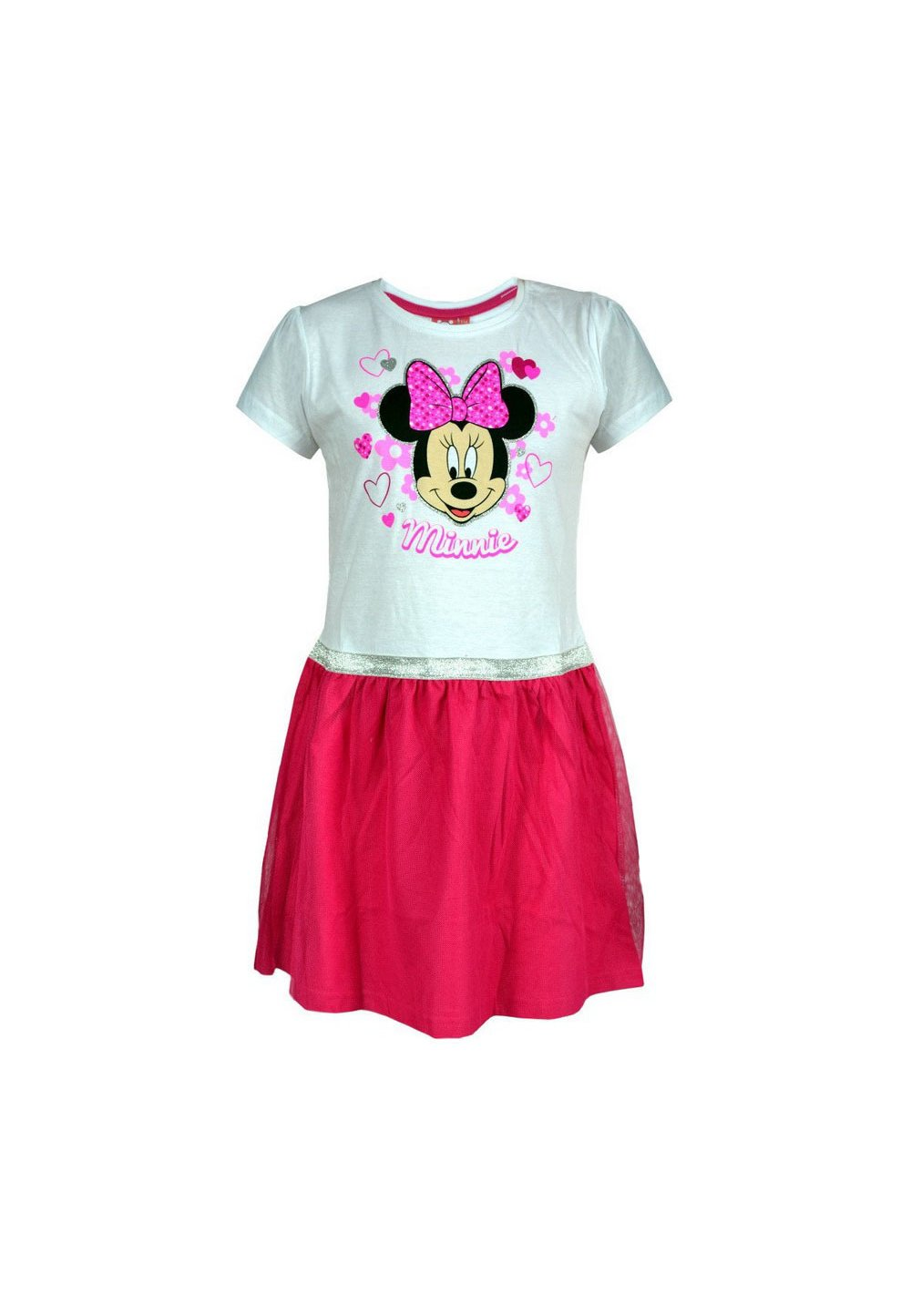 Rochie tull Minnie Mouse imagine