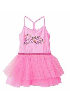 Rochie tutu, Barbie, roz