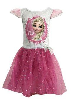 Rochie tutu, roz, Elsa