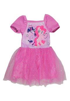 Rochie tutu, roz, Pony besties