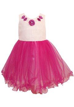 Rochita, cu floricele roz