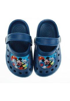Saboti pentru plaja, M is for Mickey, bluemarin