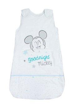 Sac de dormit, iarna, Mickey Good night, alb