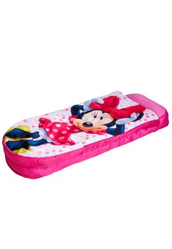 Sac de dormit, ReadyBed, Minnie Mouse, roz