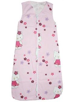 Sac de dormit, vara,  kitty, roz