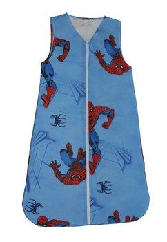 Sac de dormit vara Spider-Man albastru