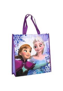 Sacosa cumparaturi Frozen, mov inchis