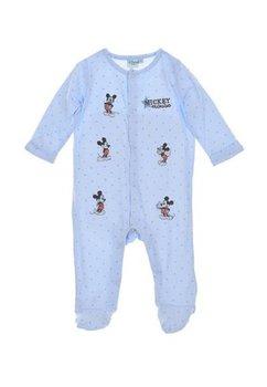 Salopeta, albastra cu stelute, Mickey Mouse
