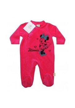 Salopeta bebe Minnie Mouse velur