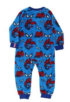 Salopeta plus, Spider Man, albastra