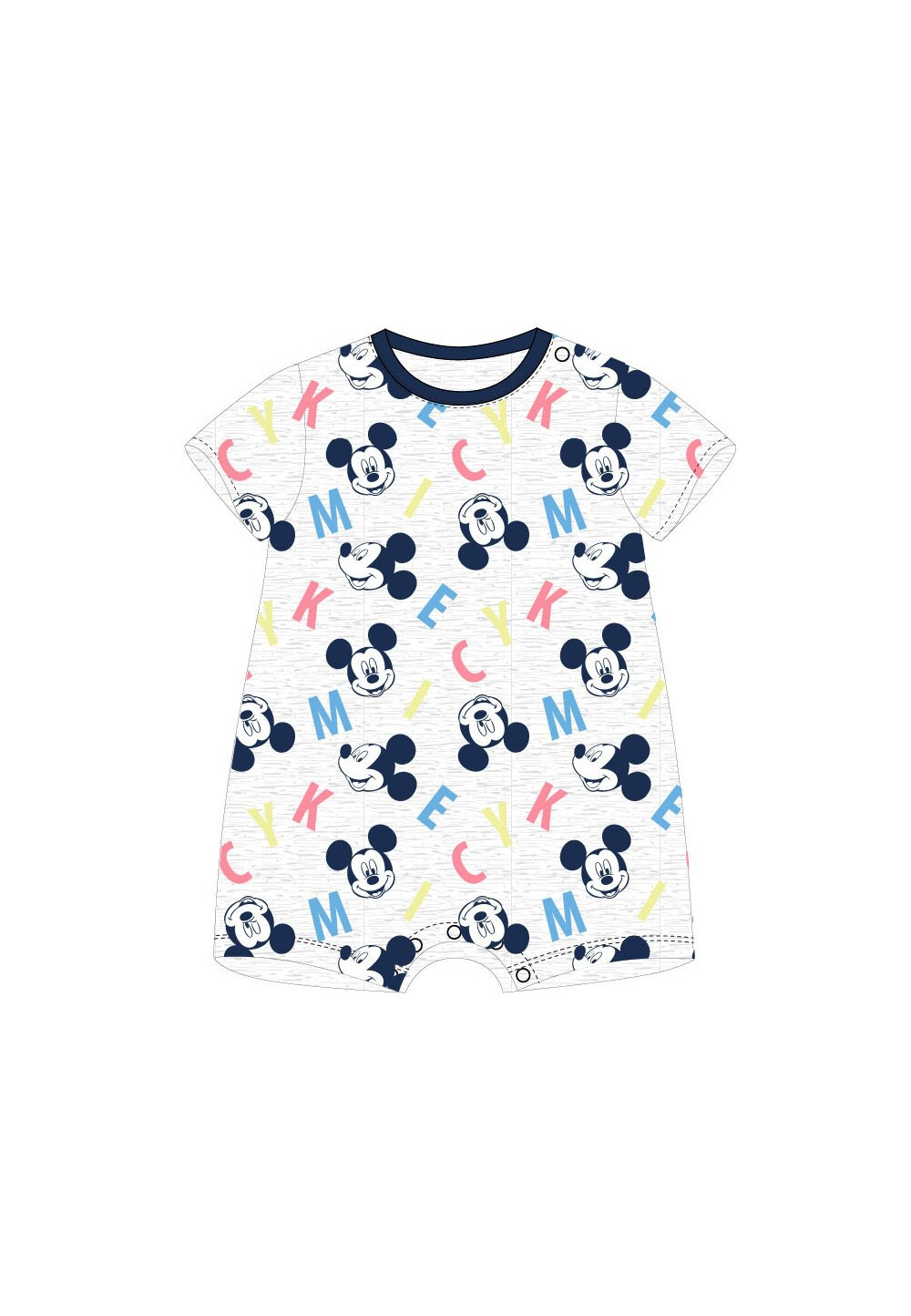 Salopeta vara, M is for Mickey, gri imagine
