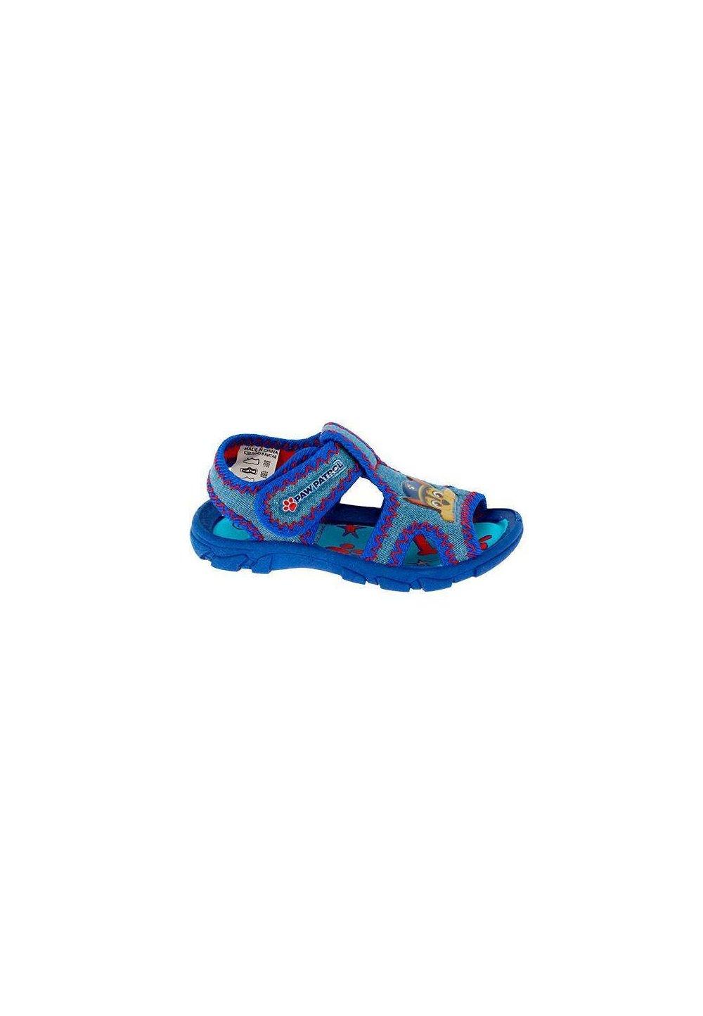 Sandale, albastre, Chase