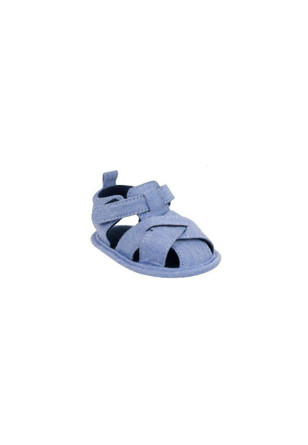 Sandale bebe, albastre imagine