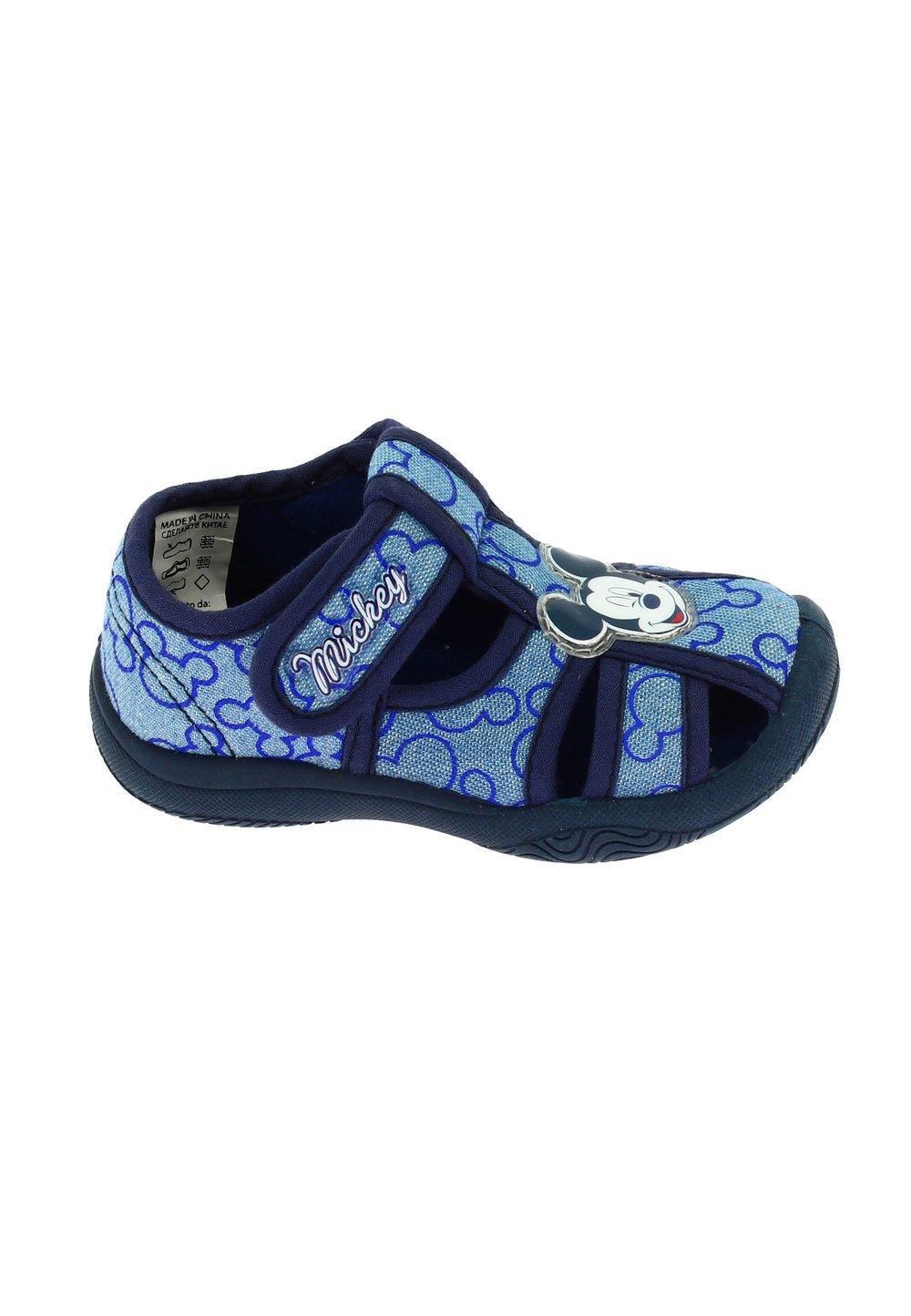 Sandale, Bluemarin Cu Albastru, Mickey Mouse