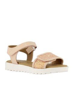 Sandale fete, Happy, roz deschis cu paiete