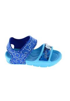 Sandale, Mickey Mouse, albastru deschis