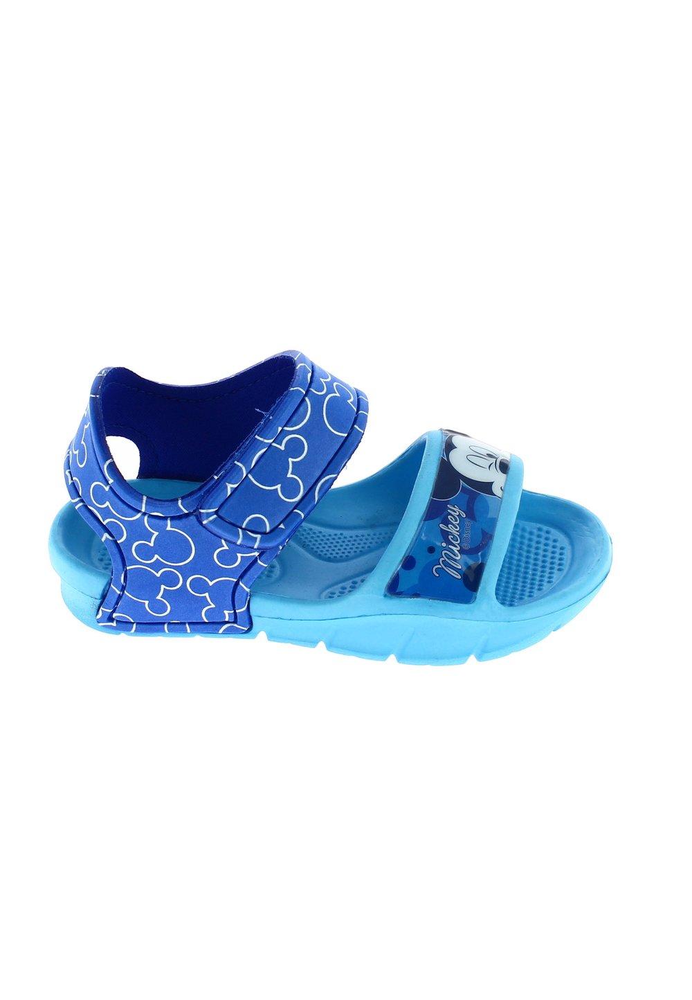 Sandale, Mickey Mouse, albastru deschis imagine