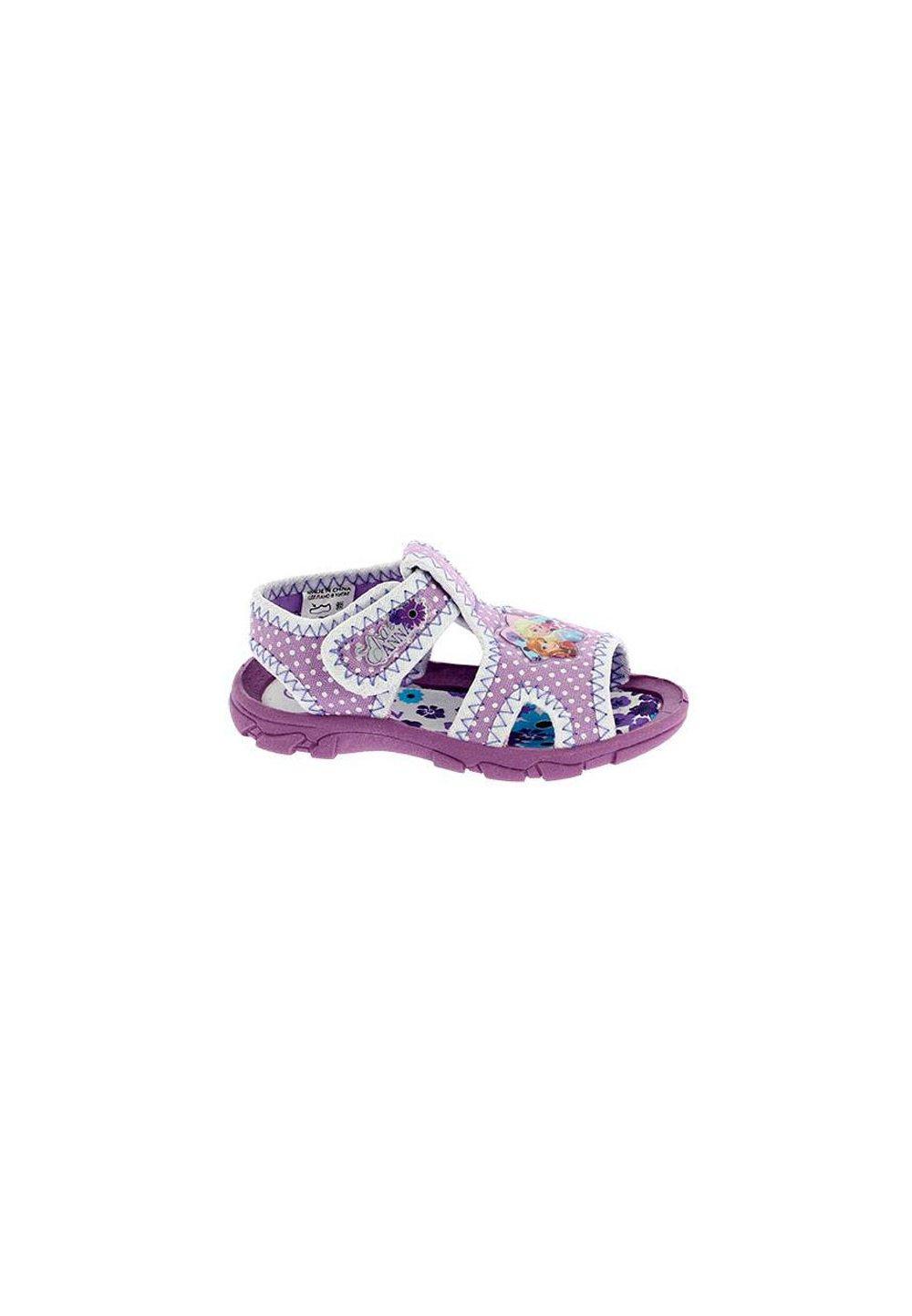 Sandale, mov cu buline, Frozen