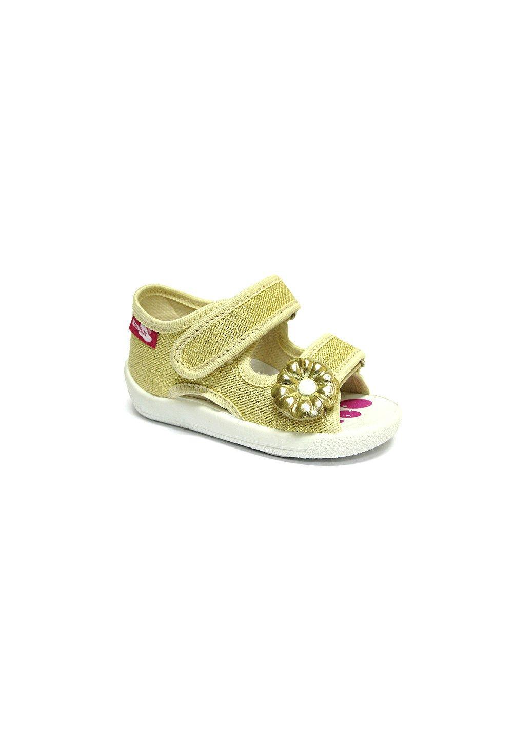 Sandale panza, aurii imagine