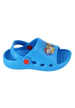 Sandale plaja, albastre, Patrula Catelusilor