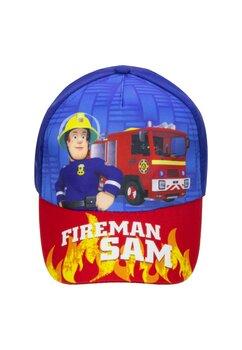 Sapca, Fireman Sam, rosu cu albastru
