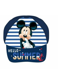 Sapca Mickey, Hello summer, bluemarin
