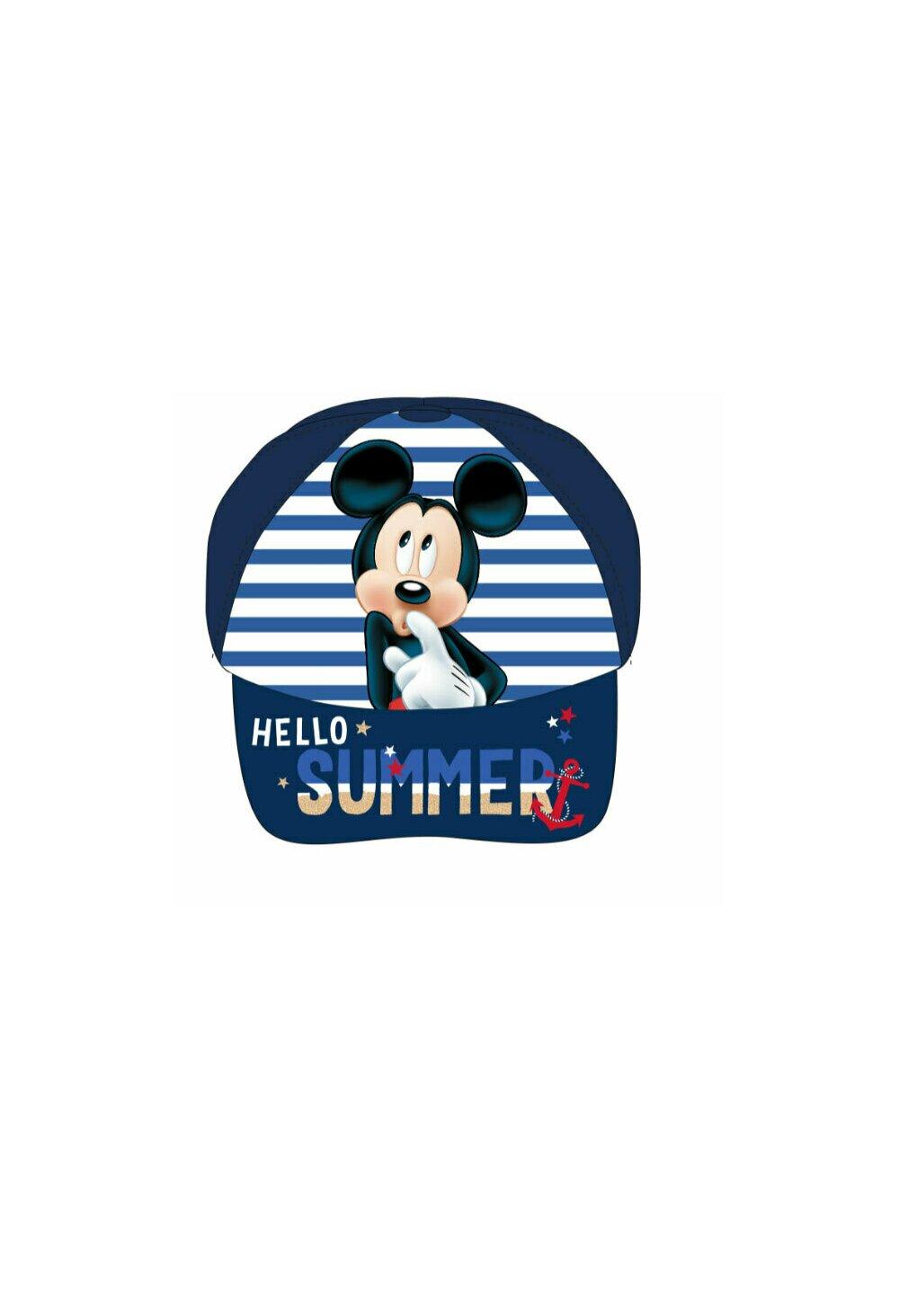 Sapca Mickey, Hello summer, bluemarin imagine