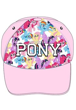 Sapca, My Little Pony, roz deschis
