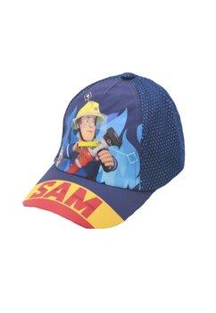 Sapca, Pompierul Sam, bleumarin