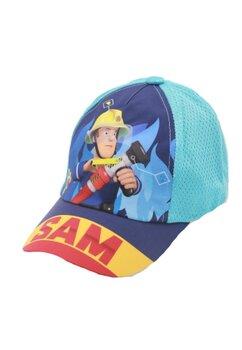 Sapca, Pompierul Sam, turcoaz