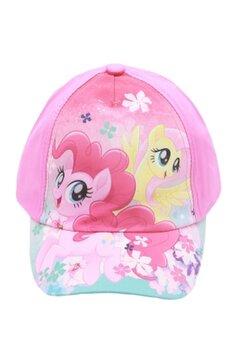 Sapca, Pony, roz deschis