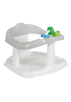 Scaun de baie, Panda, gri cu alb