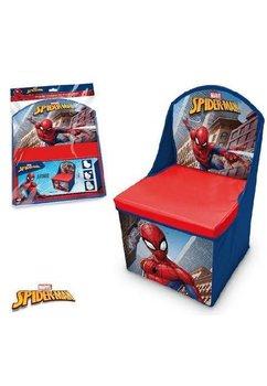Scaun pliabil Spiderman, albastru