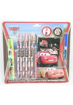 Set 12 piese Cars