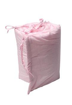 Set 2 aparatori, roz deschis, 180X30 cm
