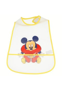 Set 2 bavete, bebe Mickey Mouse, 6-12 luni